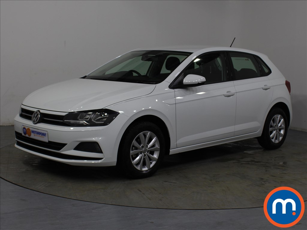 Volkswagen Polo SE - Stock Number 1059303 Passenger side front corner