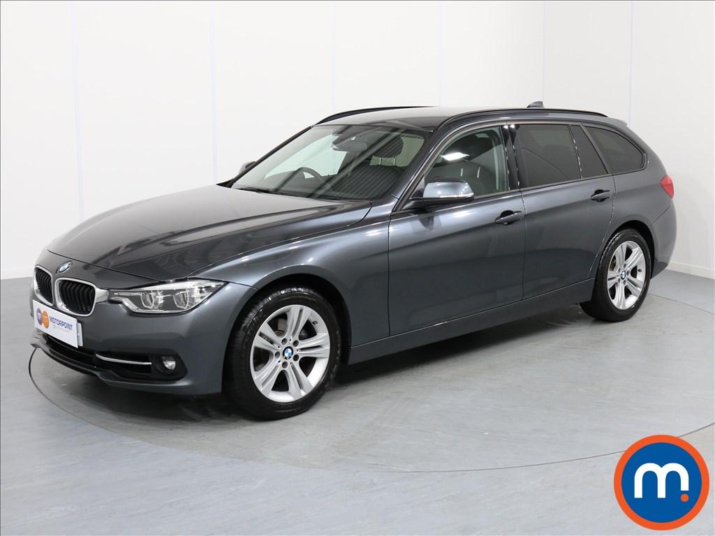 BMW 3 Series Sport - Stock Number 1053653 Passenger side front corner