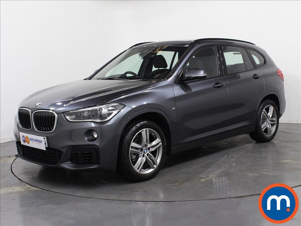 BMW X1 M Sport - Stock Number 1053499 Passenger side front corner