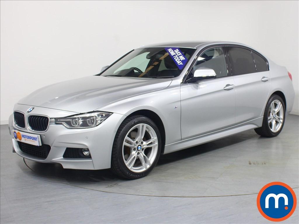BMW 3 Series M Sport - Stock Number 1050919 Passenger side front corner
