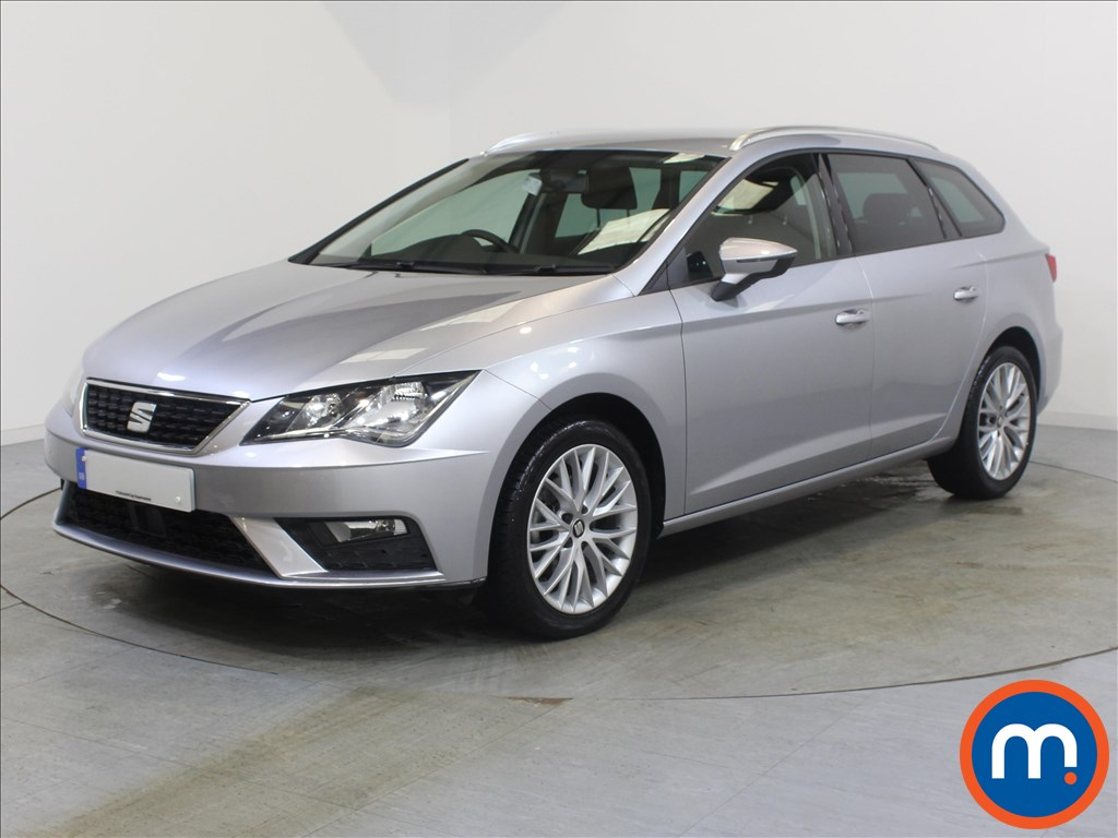 Seat Leon SE Dynamic Technology - Stock Number 1051506 Passenger side front corner