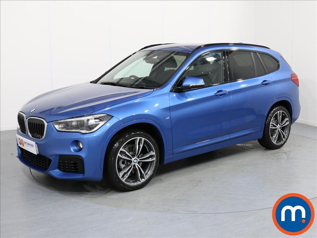 BMW X1 M Sport - Stock Number 1056750 Passenger side front corner
