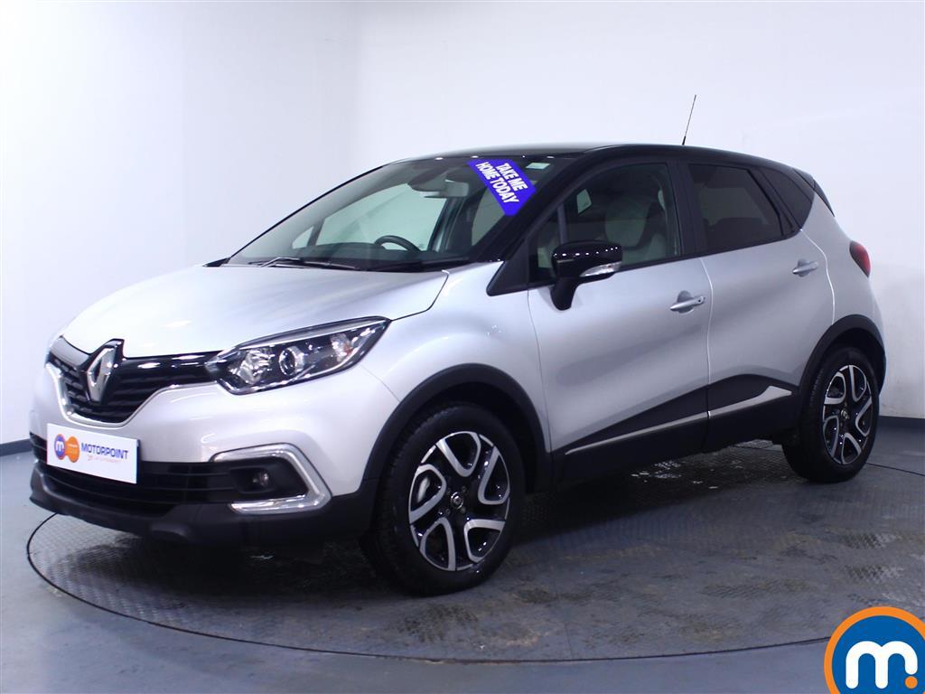 Renault Captur Iconic - Stock Number 1052311 Passenger side front corner
