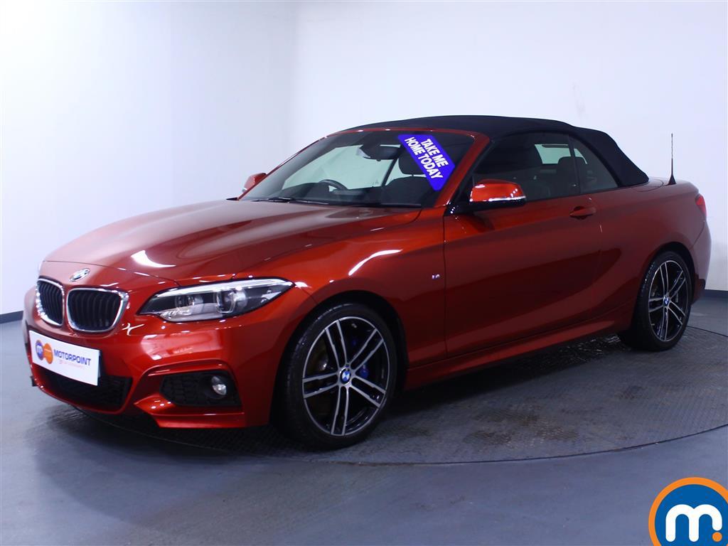 BMW 2 Series M Sport - Stock Number 1057667 Passenger side front corner