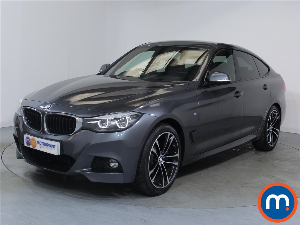 BMW 3 Series M Sport - Stock Number 1058921 Passenger side front corner