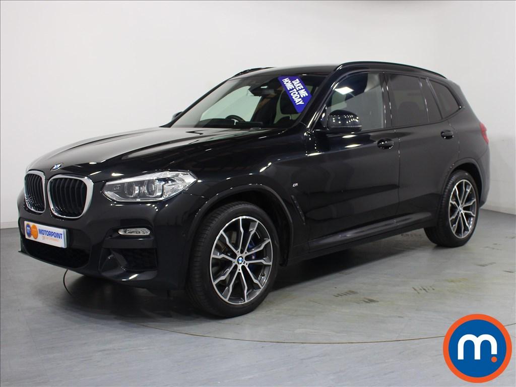 BMW X3 M Sport - Stock Number 1057378 Passenger side front corner