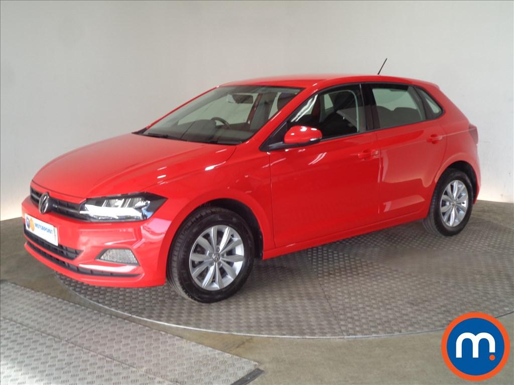Volkswagen Polo SE - Stock Number 1059497 Passenger side front corner