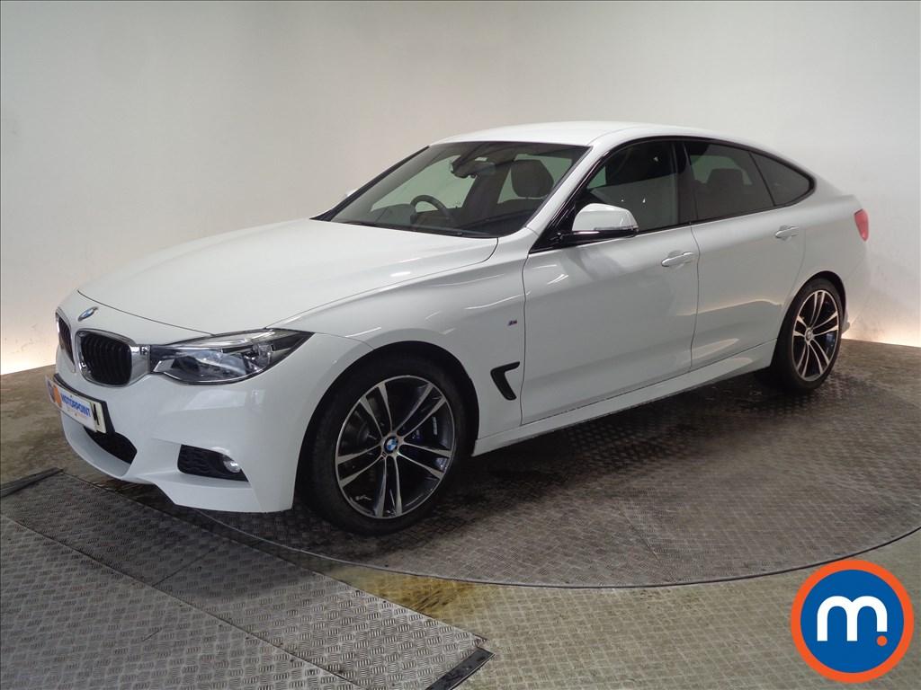 BMW 3 Series M Sport - Stock Number 1055215 Passenger side front corner
