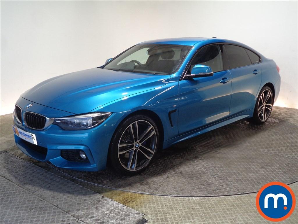 BMW 4 Series M Sport - Stock Number 1056025 Passenger side front corner