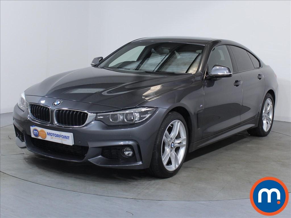 BMW 4 Series M Sport - Stock Number 1056502 Passenger side front corner