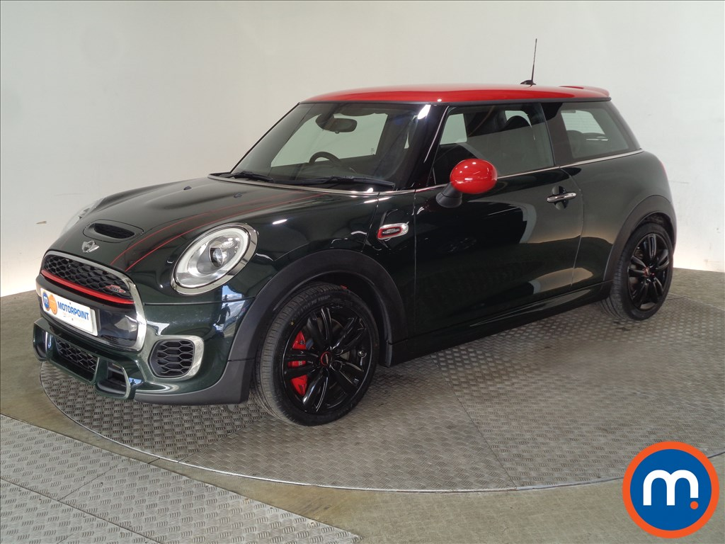 Mini Hatchback John Cooper Works - Stock Number 1058206 Passenger side front corner