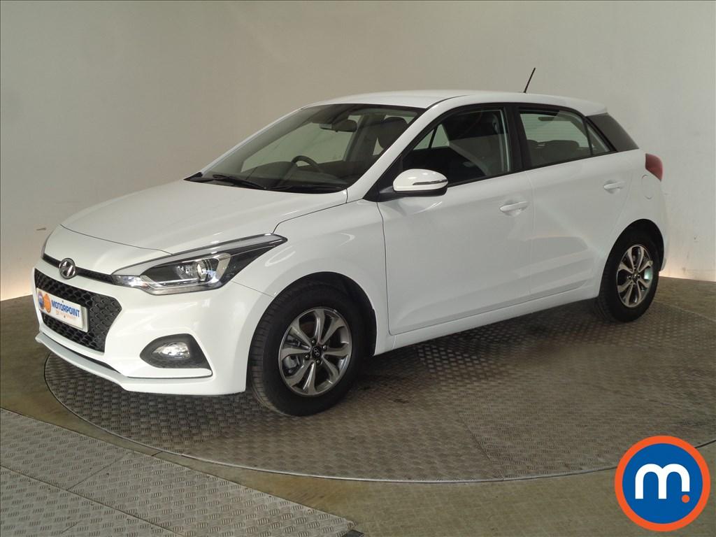 Hyundai I20 SE - Stock Number 1055833 Passenger side front corner