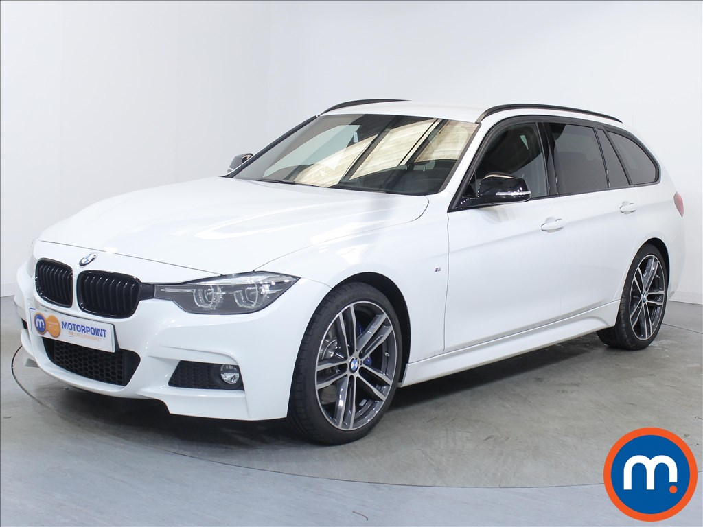 BMW 3 Series M Sport Shadow Edition - Stock Number 1057955 Passenger side front corner