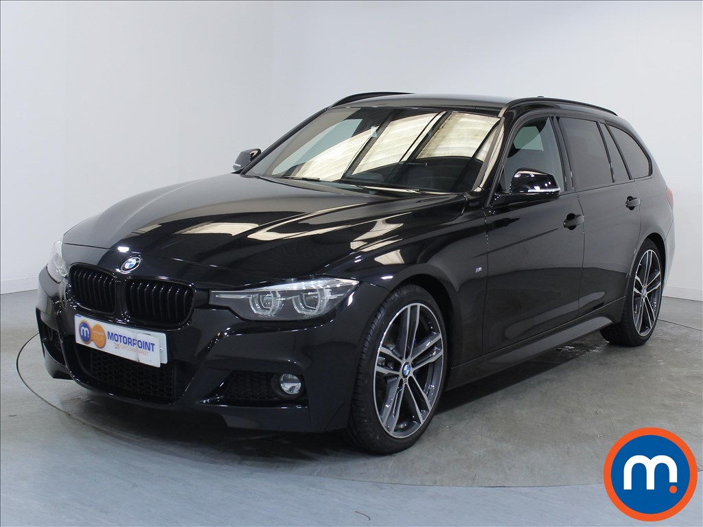 BMW 3 Series M Sport Shadow Edition - Stock Number 1058935 Passenger side front corner