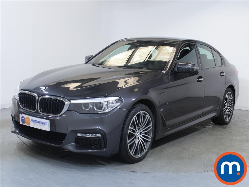BMW 5 Series M Sport - Stock Number 1051608 Passenger side front corner