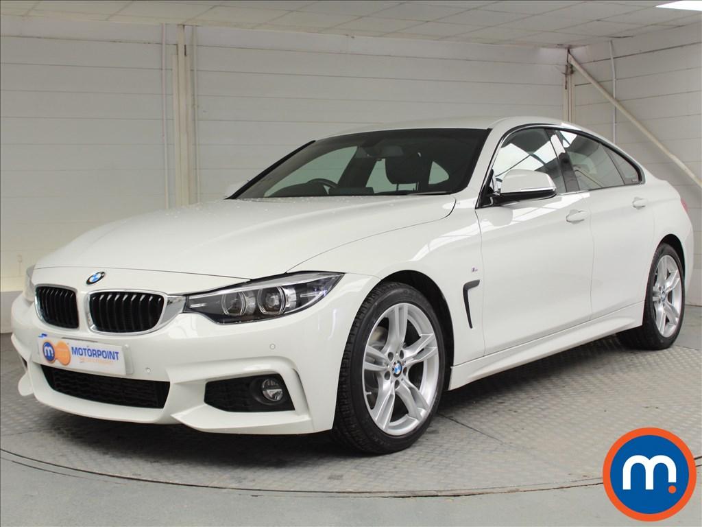 BMW 4 Series M Sport - Stock Number 1055304 Passenger side front corner