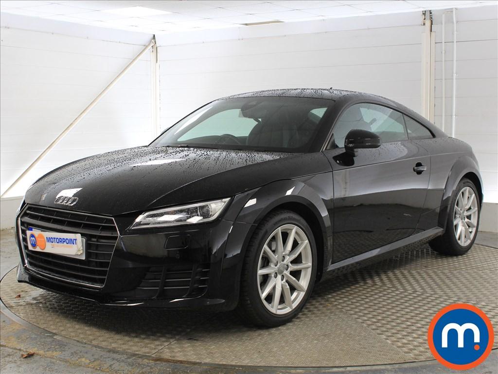 Audi TT Sport - Stock Number 1052731 Passenger side front corner