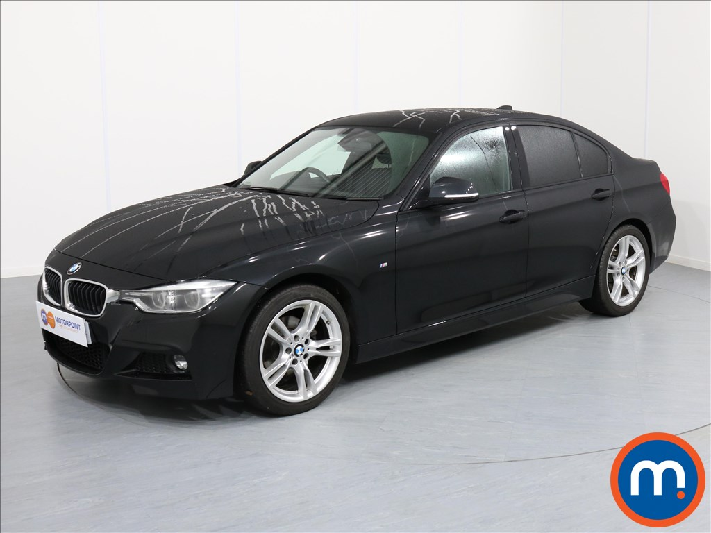 BMW 3 Series M Sport - Stock Number 1058913 Passenger side front corner