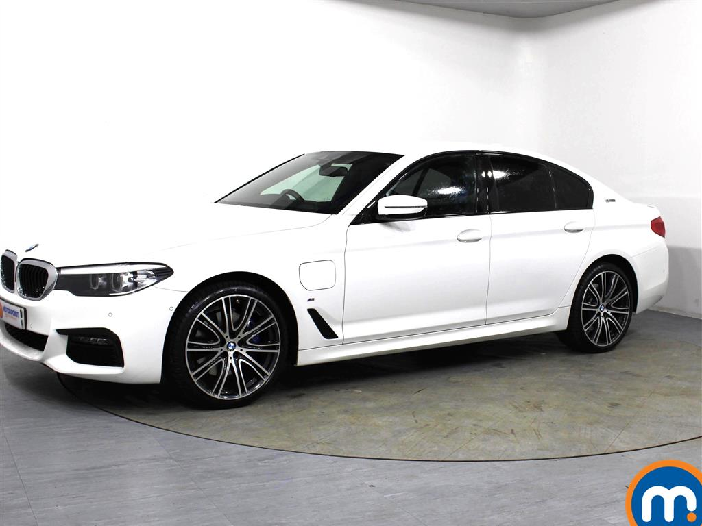BMW 5 Series M Sport - Stock Number 1055754 Passenger side front corner