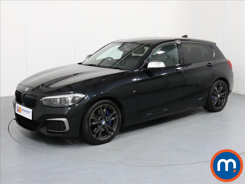BMW 1 Series M140i Shadow Edition - Stock Number 1059483 Passenger side front corner