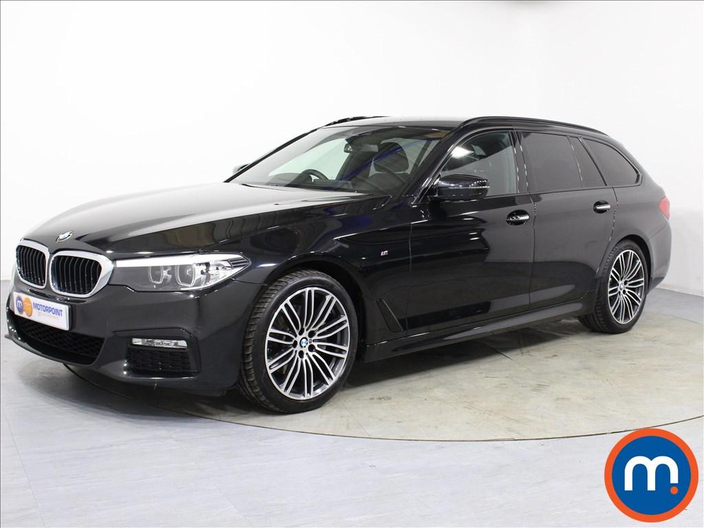 BMW 5 Series M Sport - Stock Number 1055758 Passenger side front corner