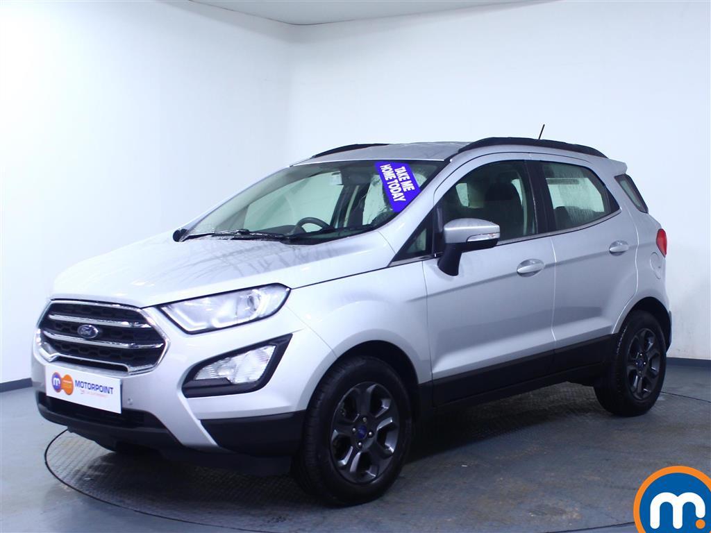 Ford Ecosport Zetec - Stock Number 1059851 Passenger side front corner