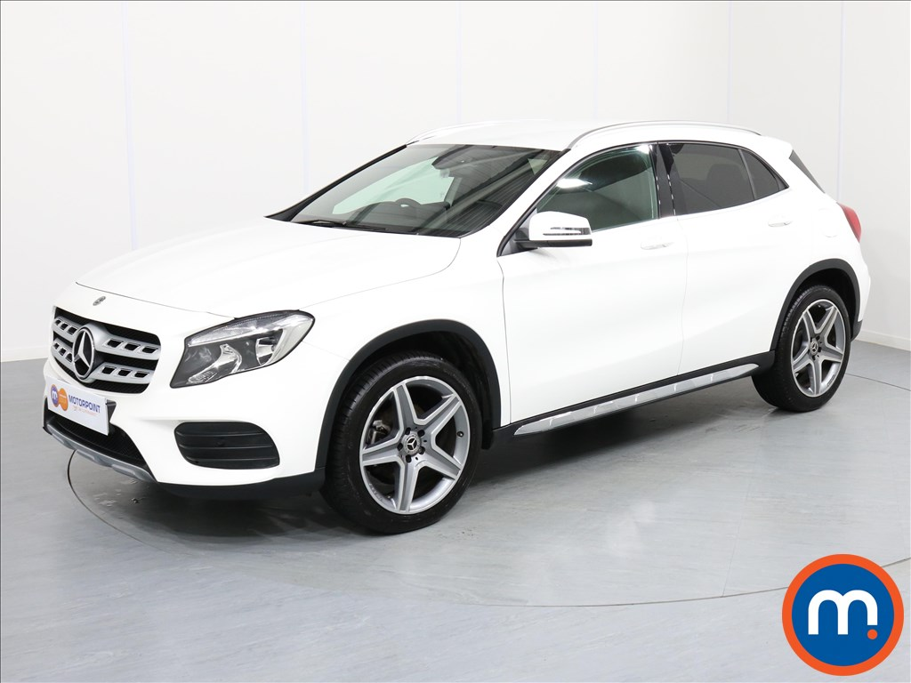 Mercedes-Benz Gla Class AMG Line - Stock Number 1058903 Passenger side front corner