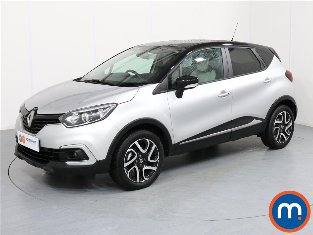 Renault Captur Iconic - Stock Number 1052315 Passenger side front corner