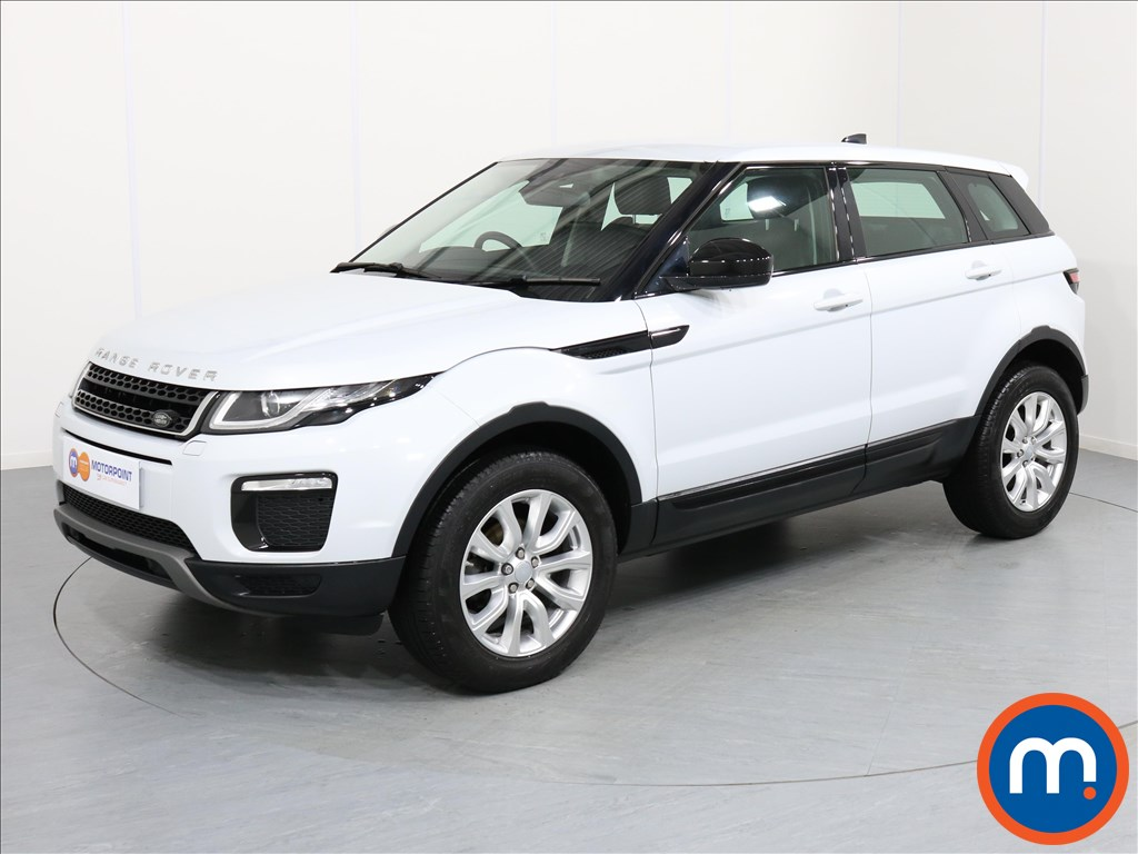 Land Rover Range Rover Evoque SE Tech - Stock Number 1058397 Passenger side front corner