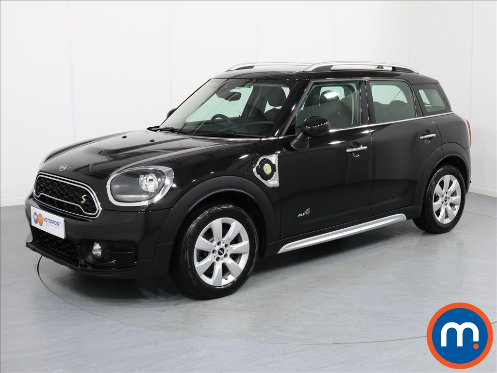 Mini Countryman Cooper S E - Stock Number 1057879 Passenger side front corner