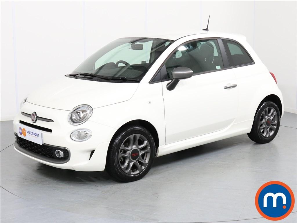 Fiat 500 S - Stock Number 1057489 Passenger side front corner