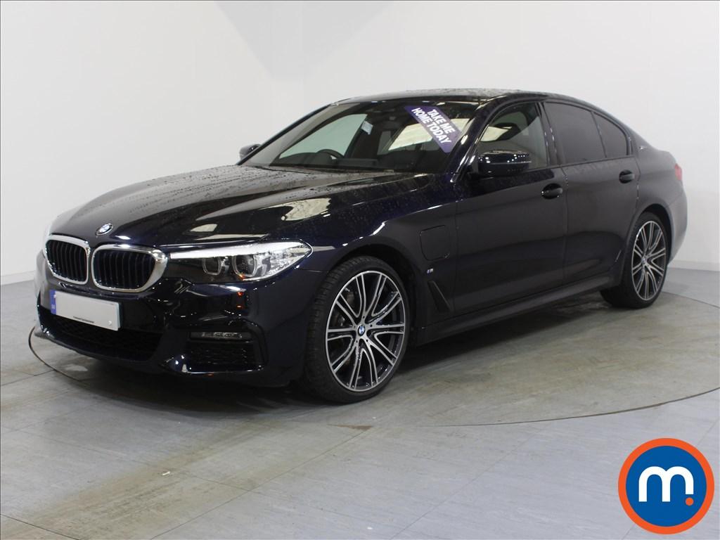 BMW 5 Series M Sport - Stock Number 1055756 Passenger side front corner