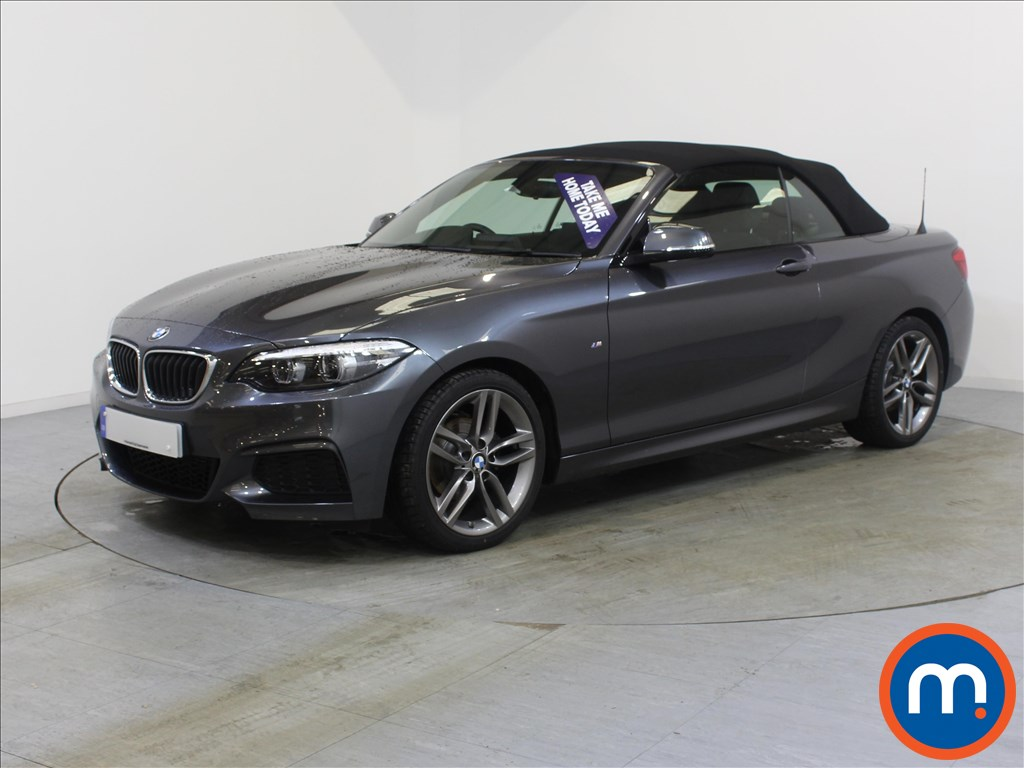 BMW 2 Series M Sport - Stock Number 1055715 Passenger side front corner
