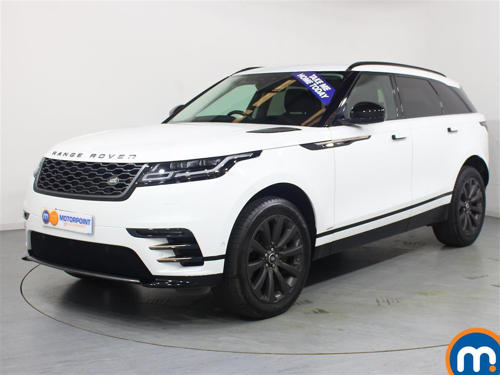 Land Rover Range Rover Velar R-Dynamic SE - Stock Number 1059293 Passenger side front corner