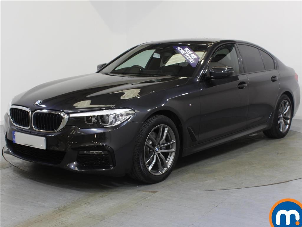 BMW 5 Series M Sport - Stock Number 1054581 Passenger side front corner