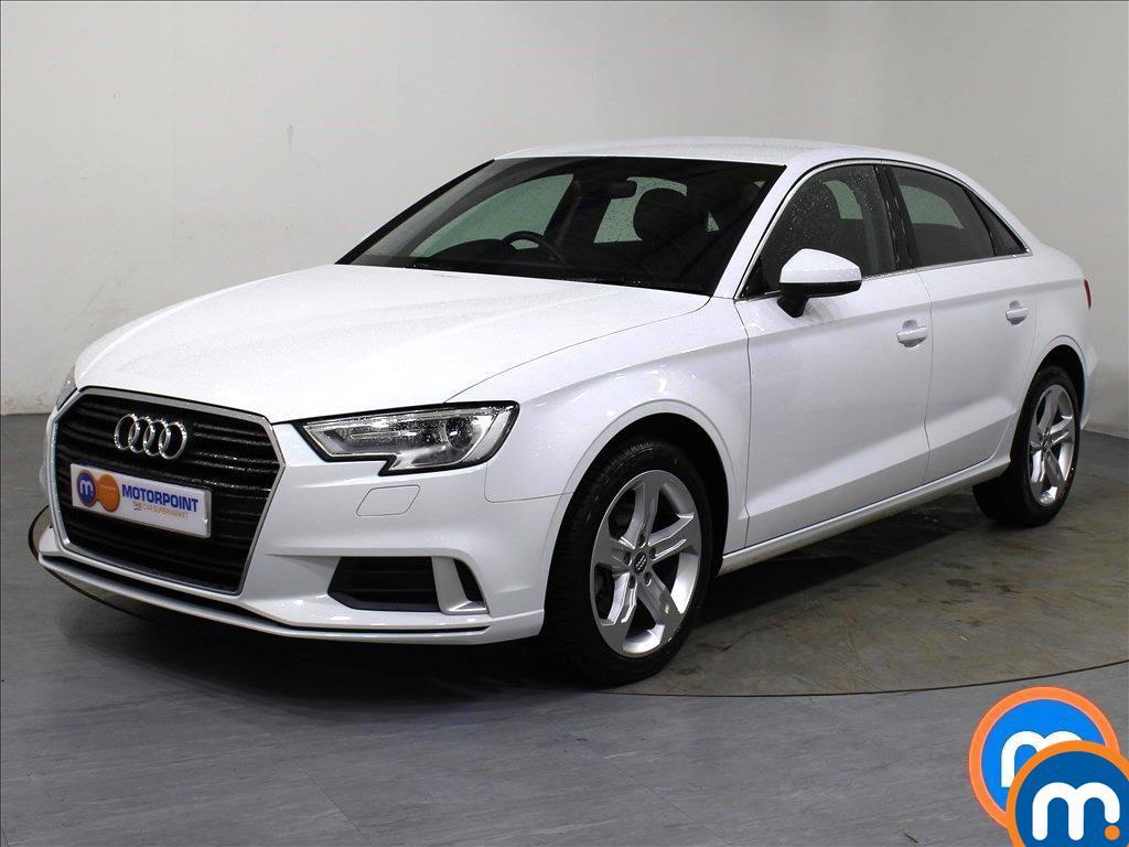 Audi A3 Sport - Stock Number 1055678 Passenger side front corner
