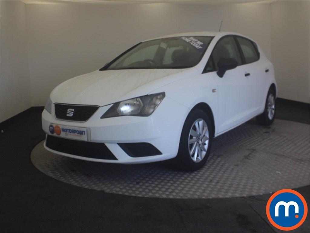 Seat Ibiza Sol - Stock Number 1055440 Passenger side front corner