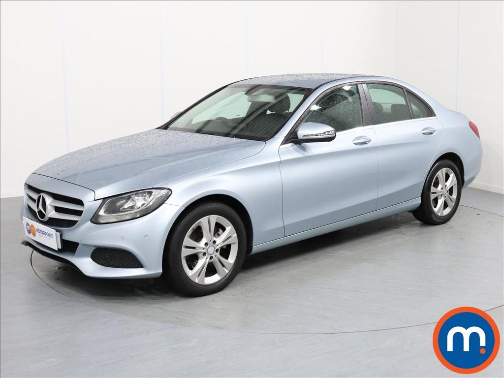 Mercedes-Benz C Class SE Executive Edition - Stock Number 1055118 Passenger side front corner