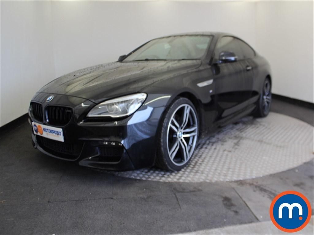 BMW 6 Series M Sport - Stock Number 1059274 Passenger side front corner