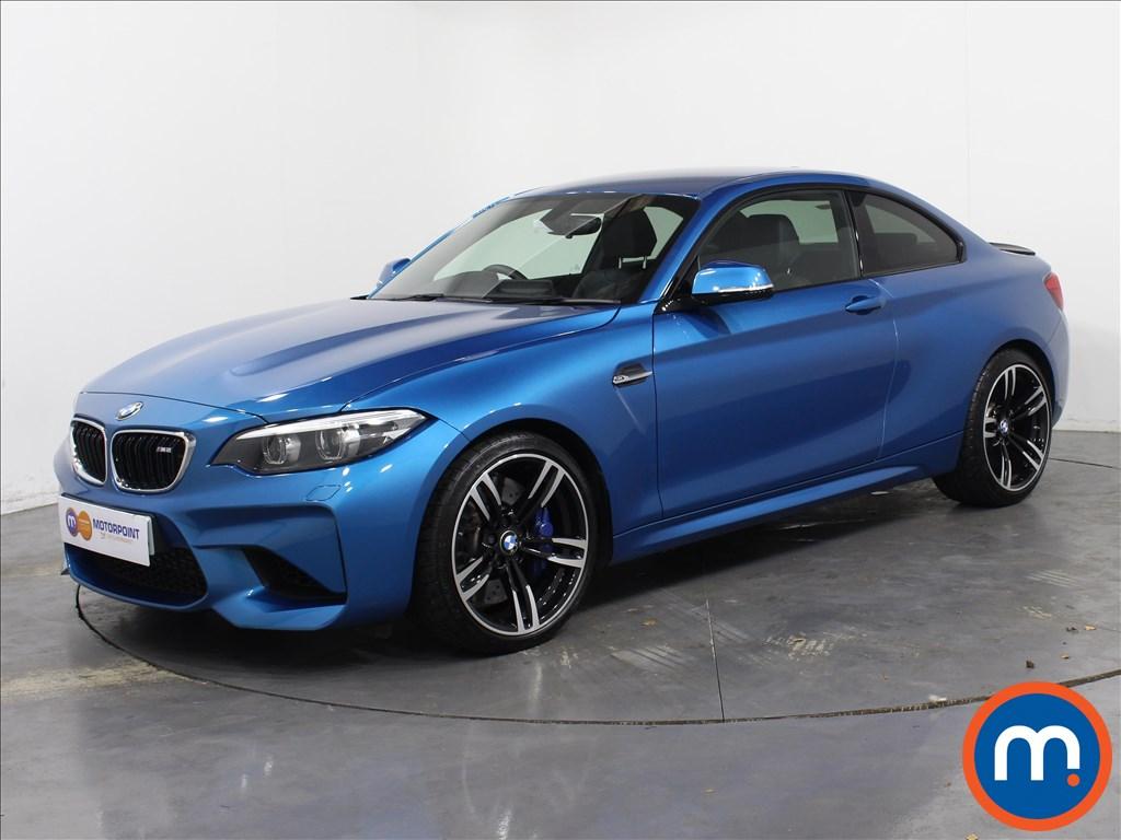 BMW M2 M2 - Stock Number 1056281 Passenger side front corner