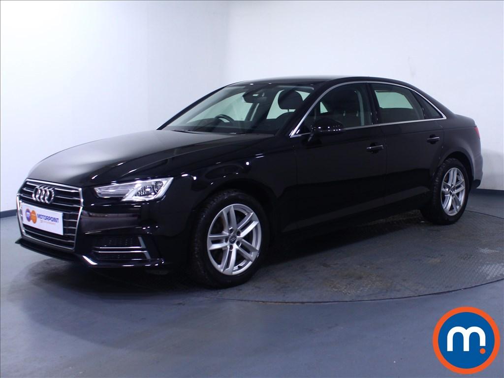 Audi A4 SE - Stock Number 1056170 Passenger side front corner