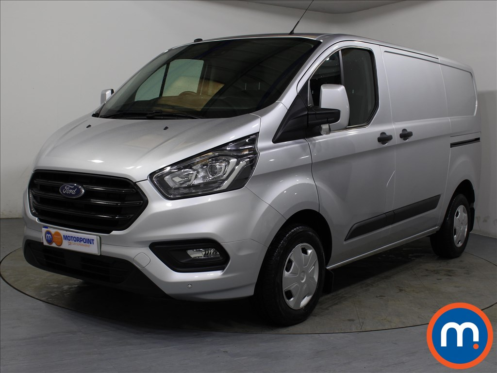Custom Vans For Sale >> Used Ford Transit Custom Van For Sale Motorpoint
