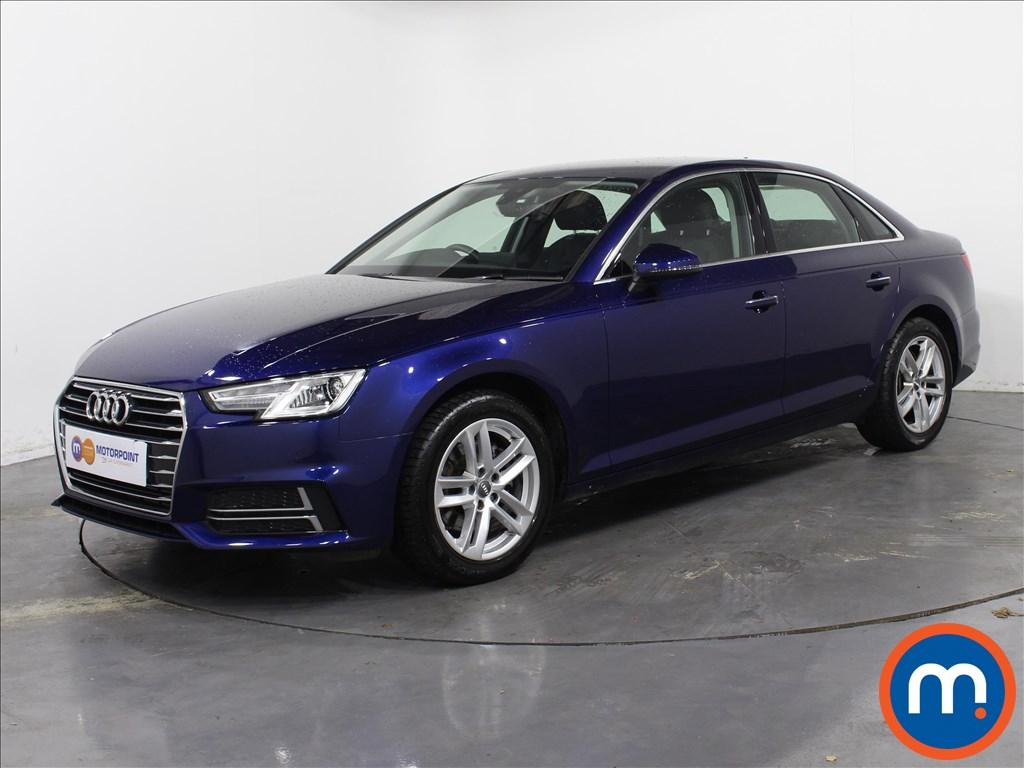 Audi A4 SE - Stock Number 1056168 Passenger side front corner