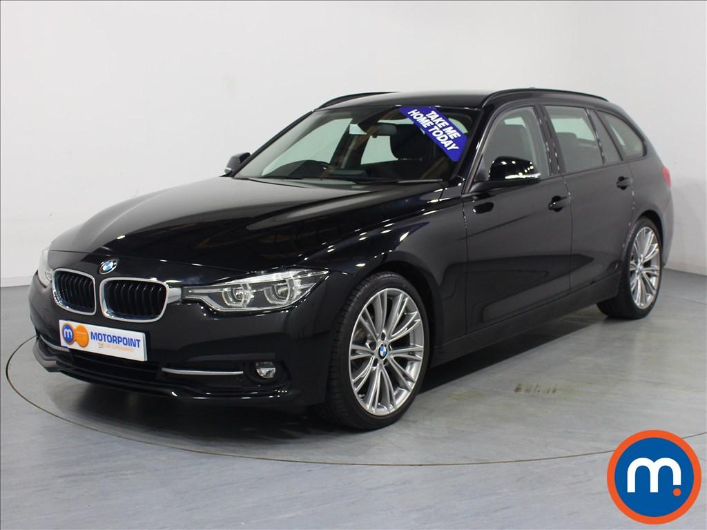 BMW 3 Series EfficientDynamics Sport - Stock Number 1057735 Passenger side front corner