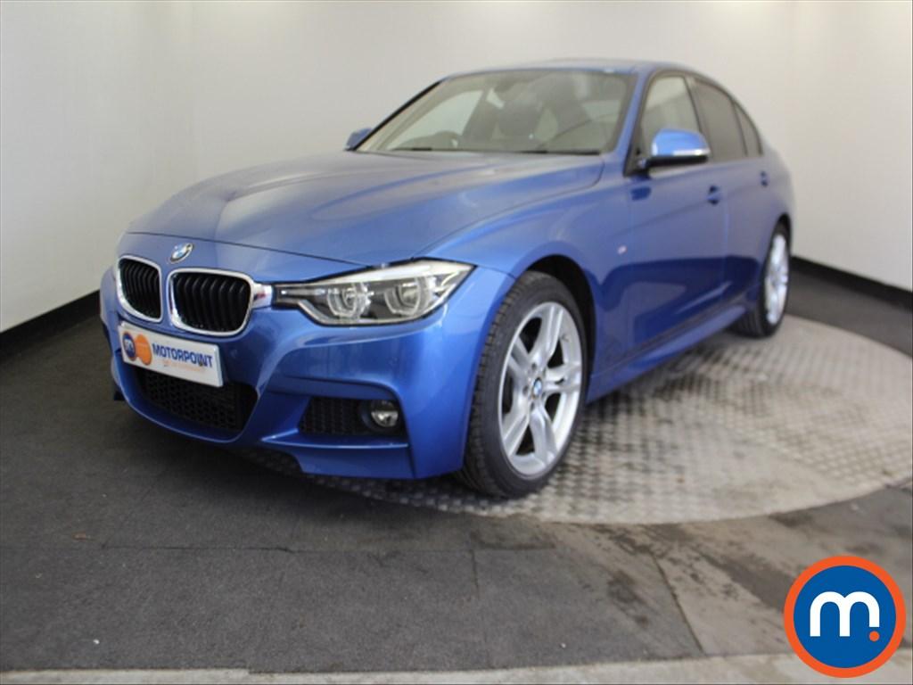 BMW 3 Series M Sport - Stock Number 1059356 Passenger side front corner