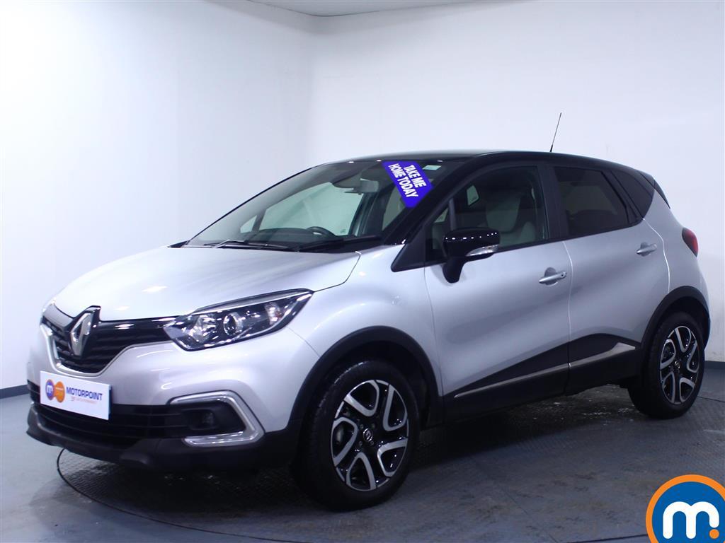 Renault Captur Iconic - Stock Number 1052310 Passenger side front corner