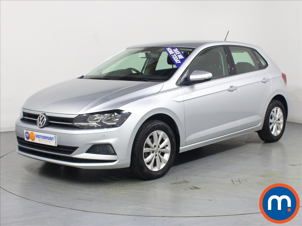 Volkswagen Polo SE - Stock Number 1059153 Passenger side front corner