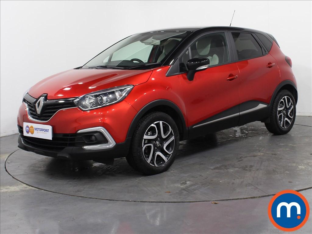 Renault Captur Iconic - Stock Number 1052336 Passenger side front corner