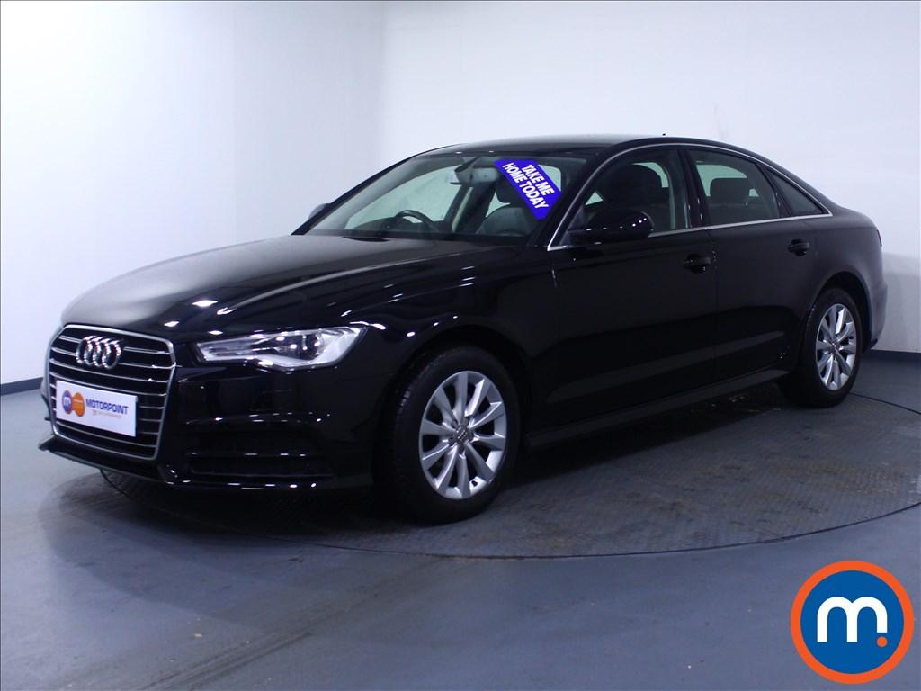 Audi A6 SE Executive - Stock Number 1057236 Passenger side front corner