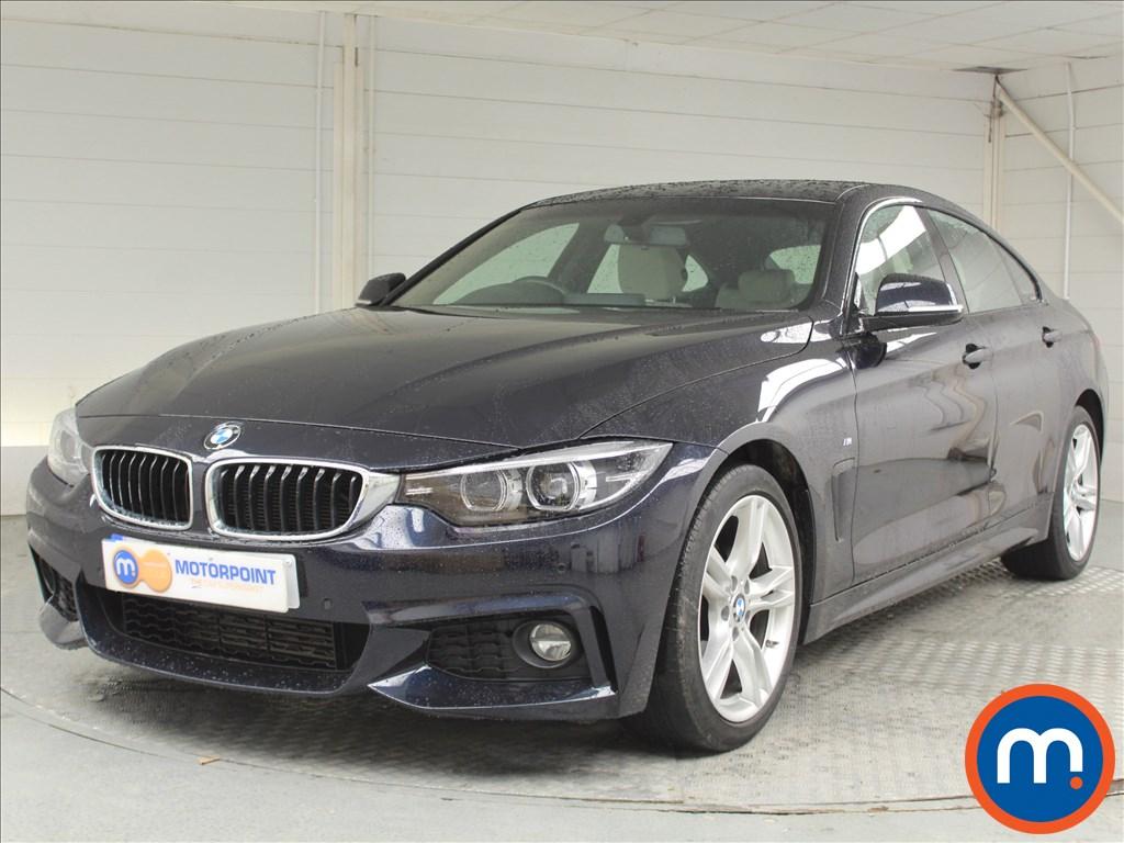 BMW 4 Series M Sport - Stock Number 1046539 Passenger side front corner